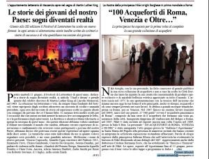 100 acqueforti di roma- niké borghese