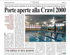 crawl 2000- via gran paradiso III municipio roma