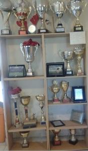trofei settebagni calcio